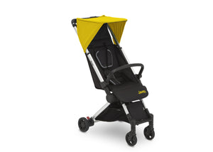 Jeep Yellow (2121) Arrow Travel Stroller, Right Silo View