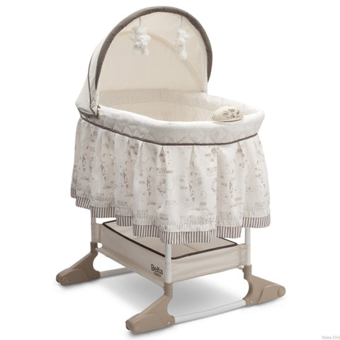 Play Time Rocking Jungle Bassinet