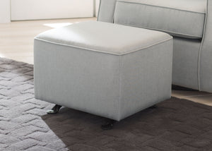 Delta Children Sea Breeze (465) Non Tufted Ottoman (501320), hangtag c1c