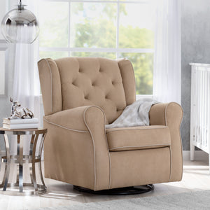 Emerson Nursery Glider Swivel Rocker Chair
