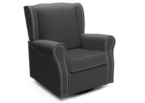 Delta Children Charcoal Grey (931) Middleton Glider room