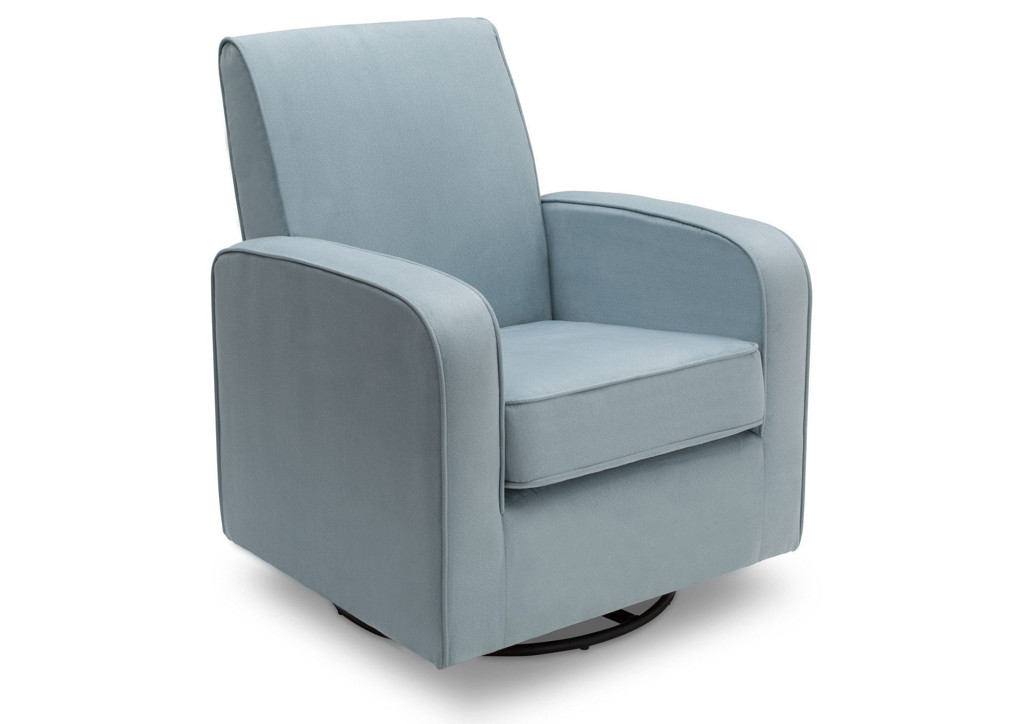 Delta Children Frozen Blue (483) Chloe Glider Right Facing View a3a