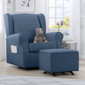 Reston Nursery Glider Swivel Rocker Chair