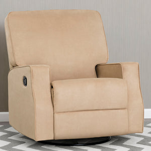 Caleb Nursery Recliner Glider Swivel Chair