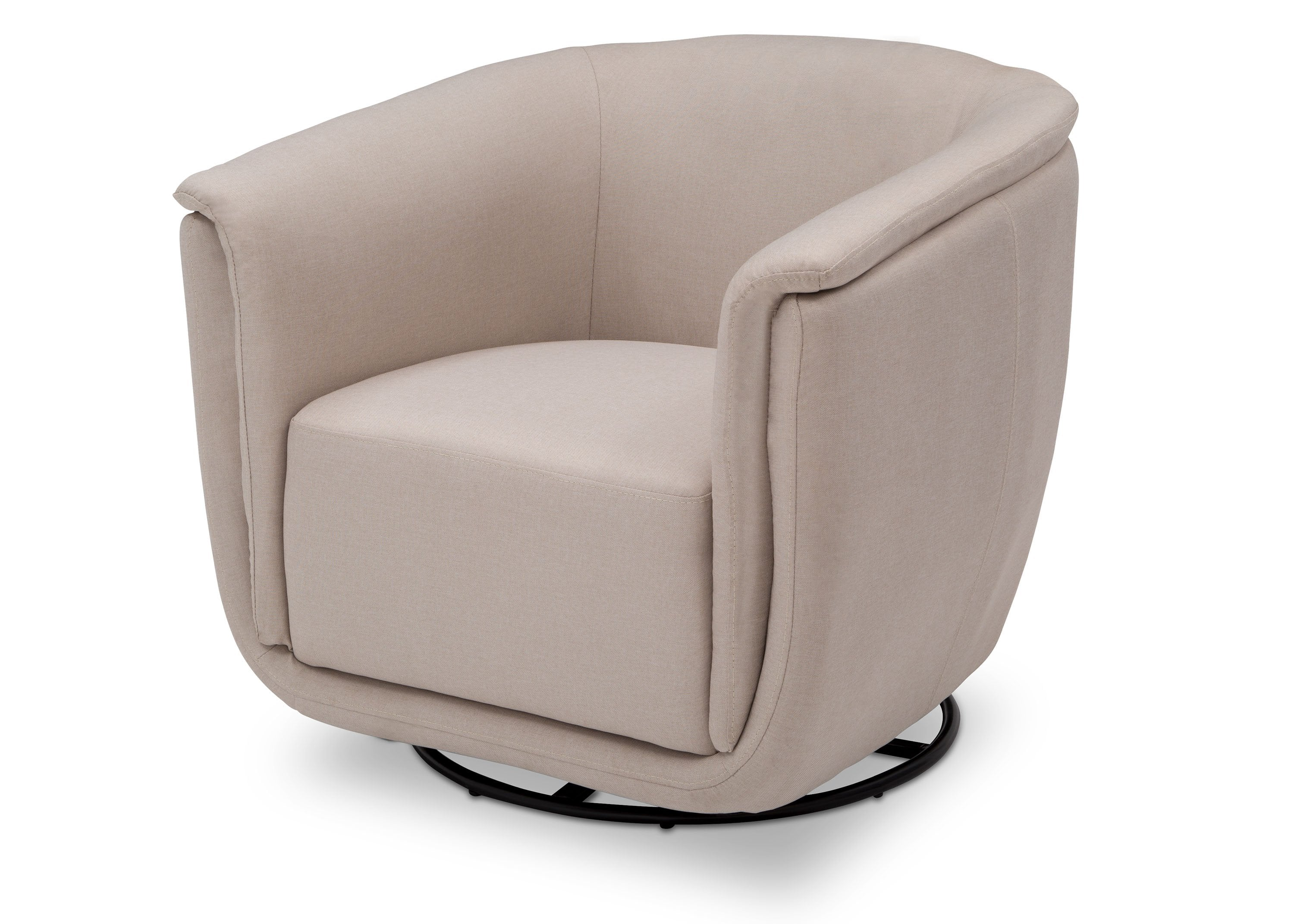 f baughman swivel id at tub seating milo chair z chairs furniture back channel