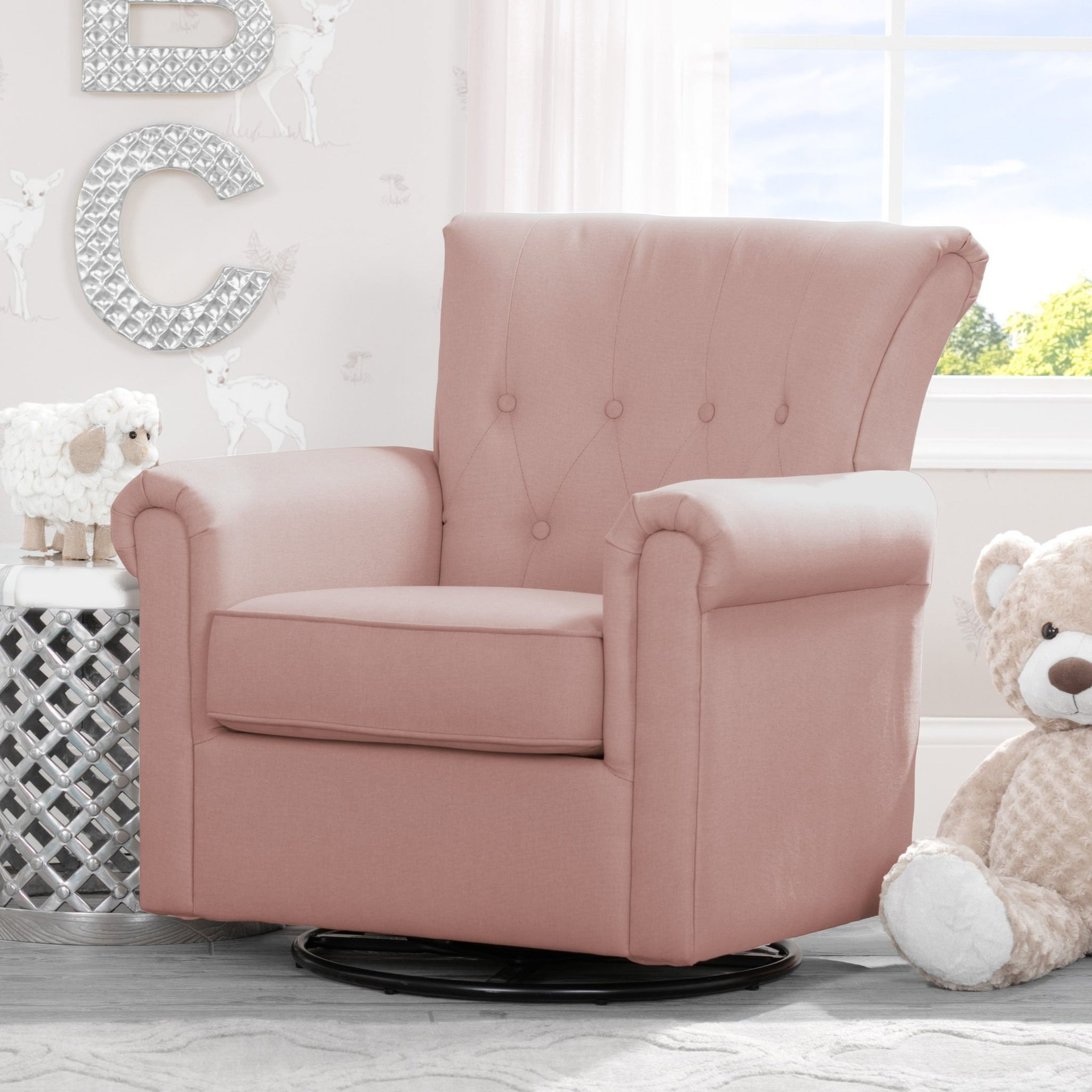 Harper Nursery Glider Swivel Rocker Chair