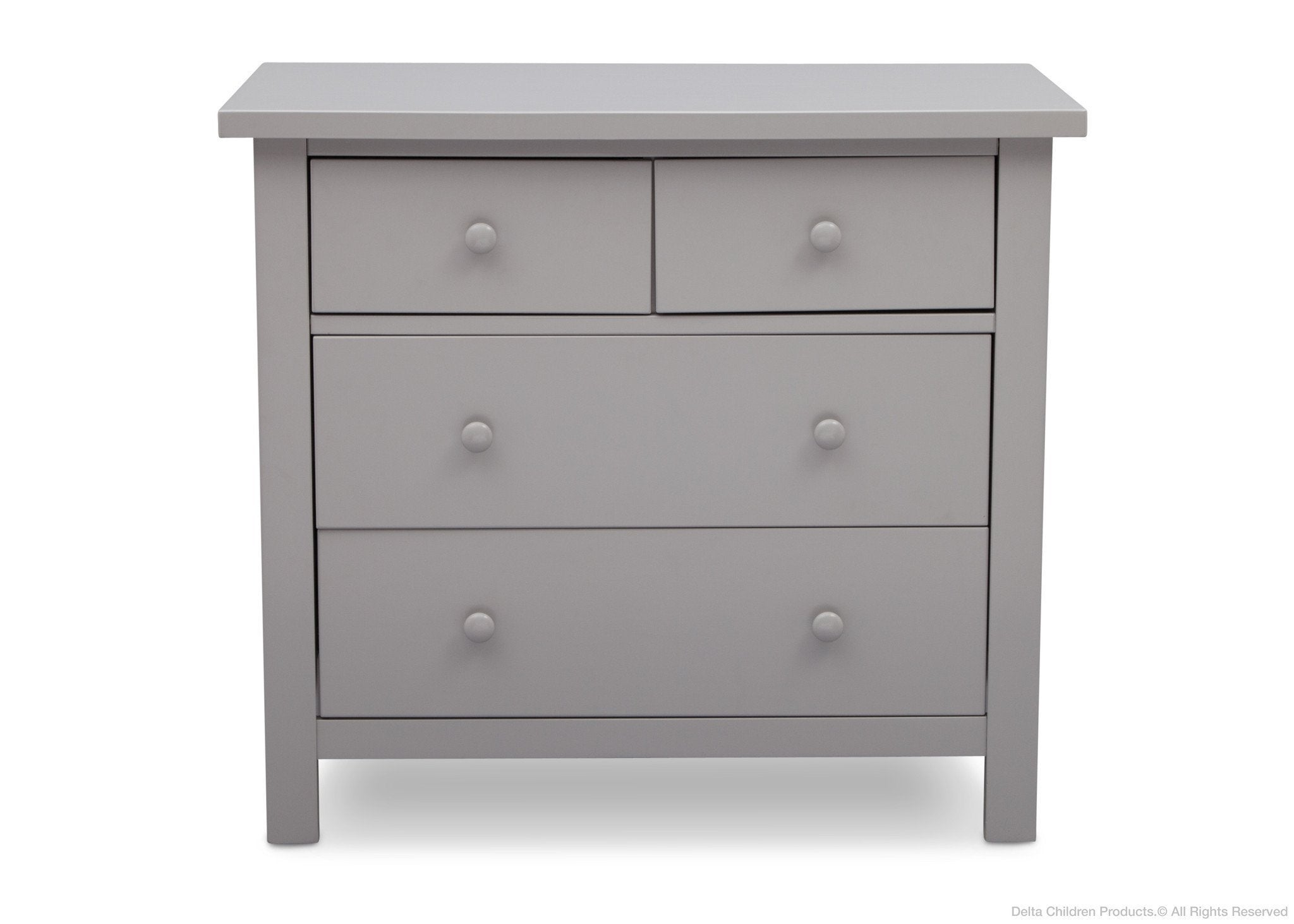 ducduc drawer dresser stonington black light gray product