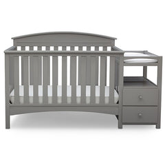 Delta Children Grey (026) Abby Crib N Changer, a2a