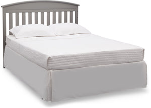 Delta Children Grey (026) Abby Crib N Changer, Full bed a5a