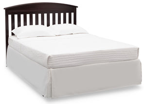 Delta Children Dark Chocolate (207) Abby Crib N Changer, Full Bed c6c