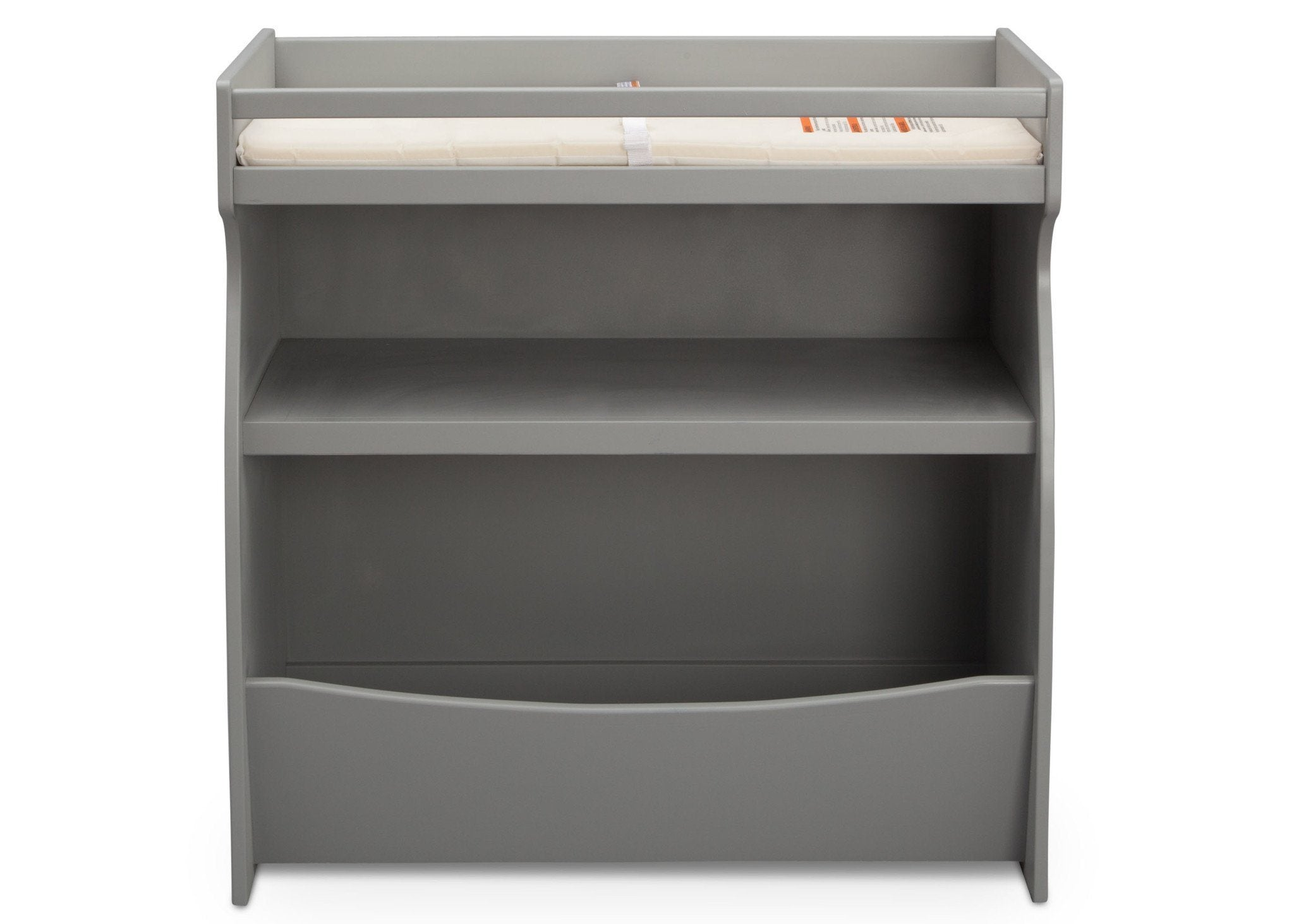 ... Delta Children Grey (026) Gateway Changing Table, Front A2a ...