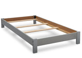 Delta Children Grey (026) Platform Twin Bed, Frame a4a