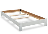 Delta Children Bianca (130) Platform Twin Bed, Frame b3b
