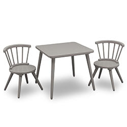 Classic Table & 2 Chair Set
