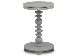 Delta Children Grey (026) Emery End/Side Table (531460), Hangtag, a3a