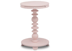 Delta Children Lotus Pink (936) Emery End/Side Table (531460), Hangtag, e3e
