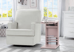 Delta Children Lotus Pink (936) Nolan End/Side Table (531460), Hangtag, e1e