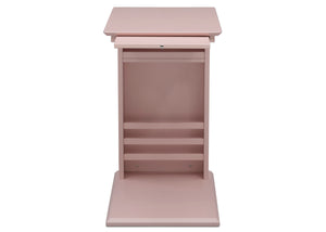 Delta Children Lotus Pink (936) Nolan End/Side Table (531460), Storage, e6e