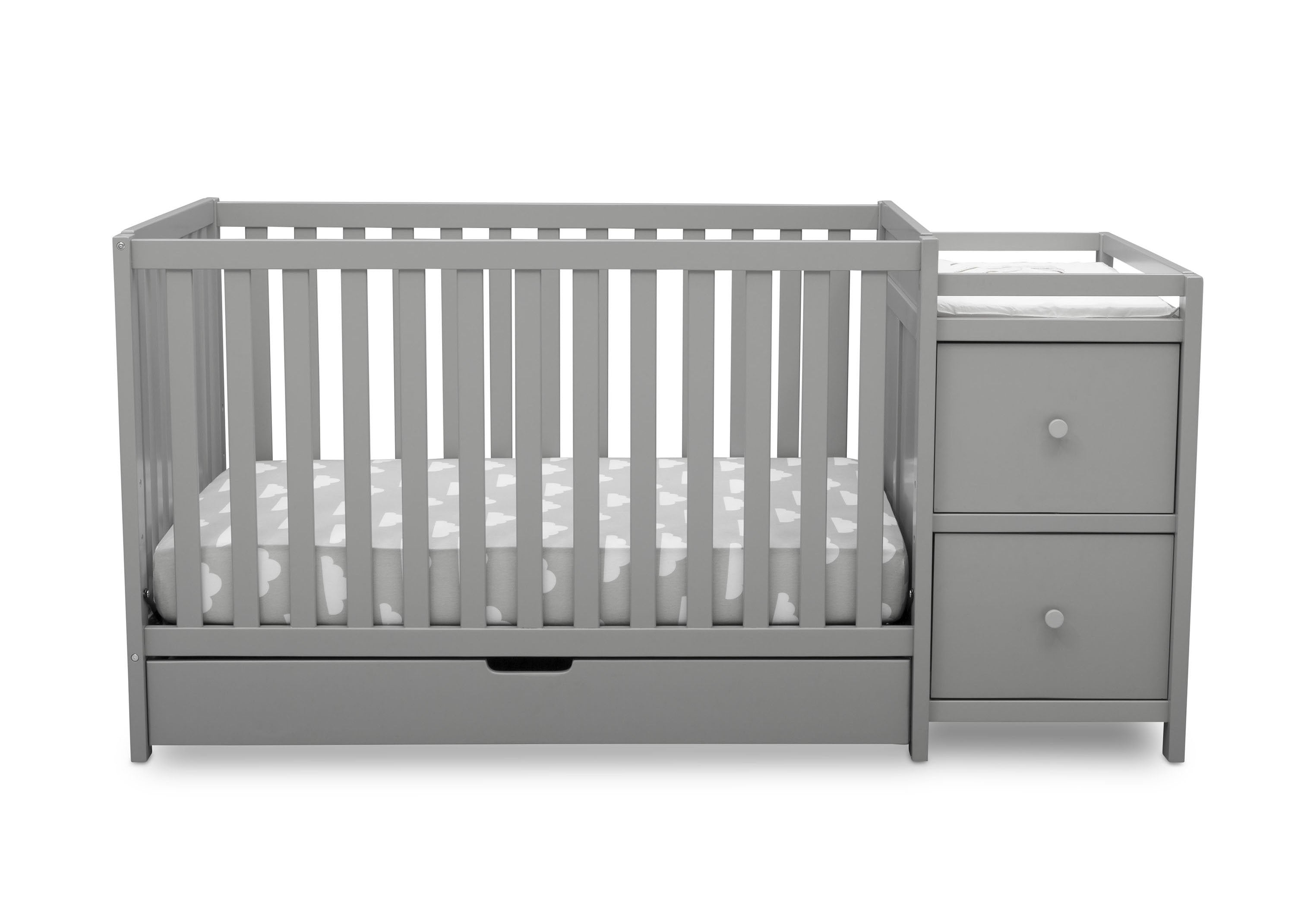 in cribs whitewash convertible collection leander crib