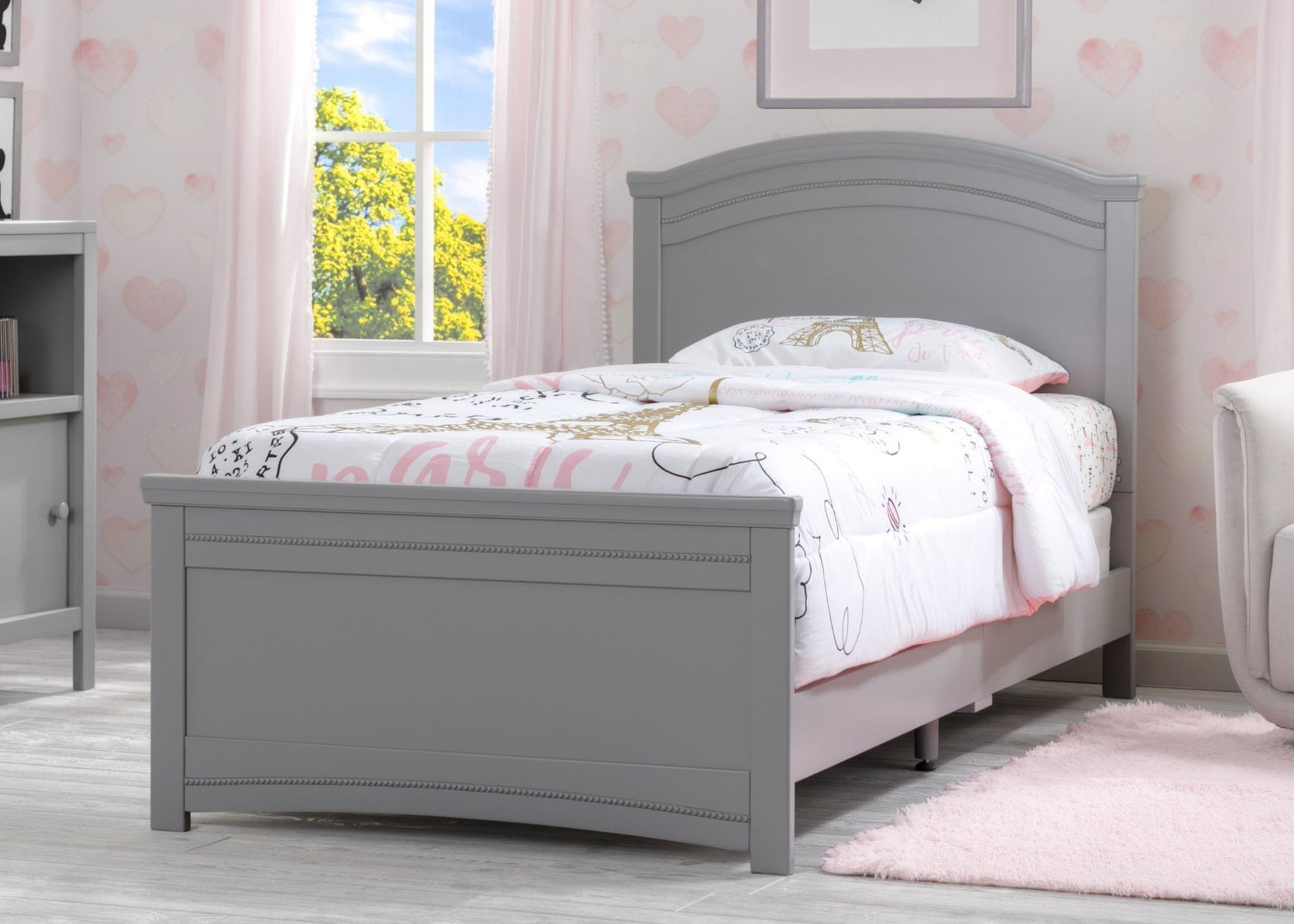 Lindsey Twin Bed