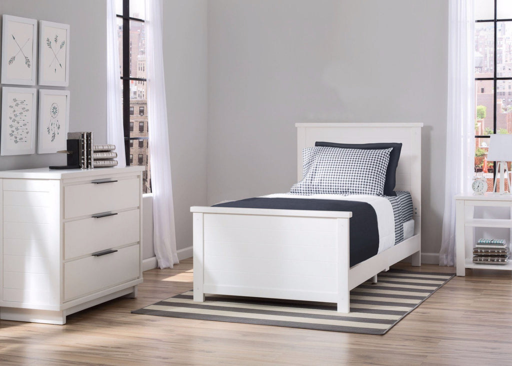 meadowbrook 3 piece twin room in a box delta children. Black Bedroom Furniture Sets. Home Design Ideas