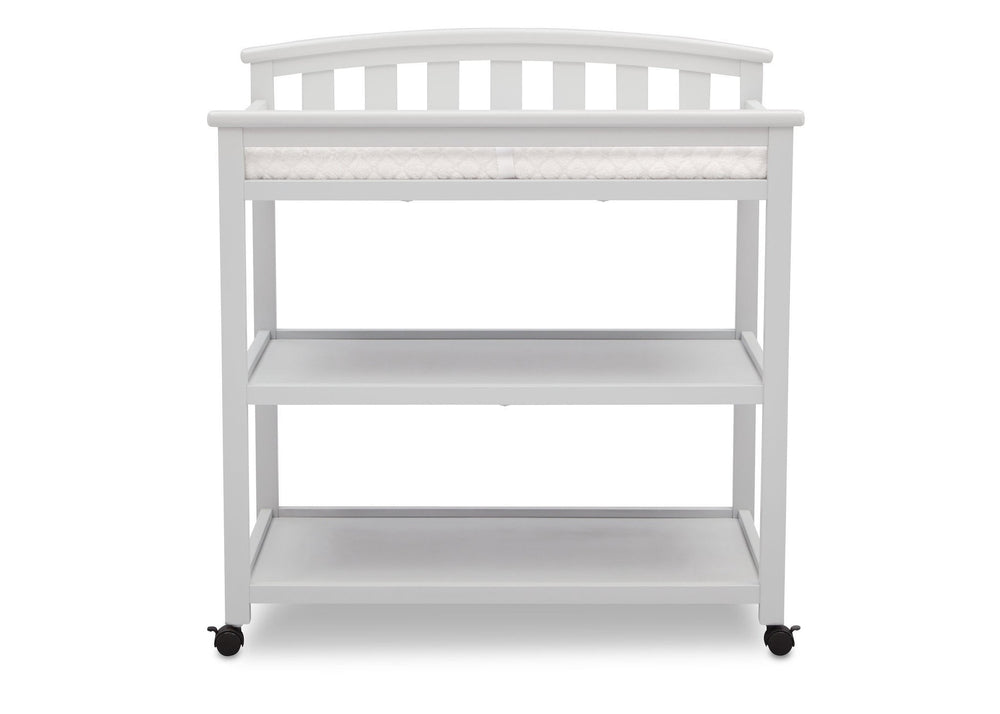 Delta Children Bianca (130) Freedom Changing Table Front View b2b