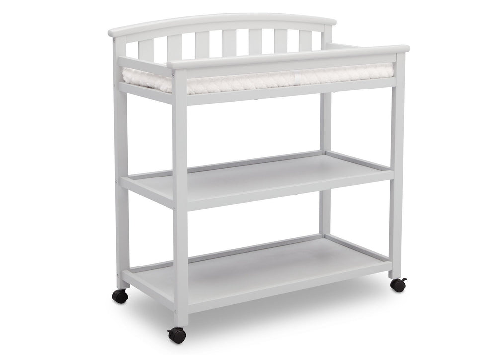 Delta Children Bianca (130) Freedom Changing Table Side View b3b