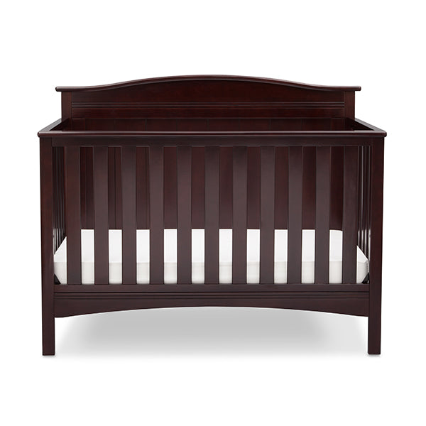 Bennett 4-in-1 Crib (Dark Chocolate)
