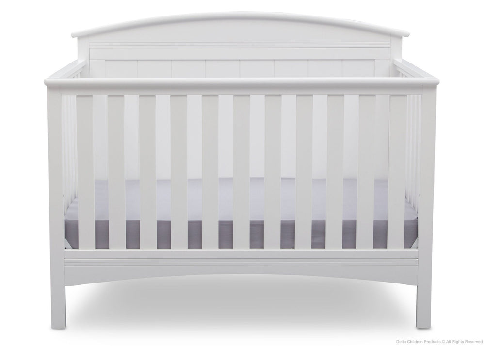 Delta Children Bianca (130) Archer 4-in-1 Crib Front View b2b