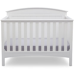 Archer 4-in-1 Crib (Bianca White)