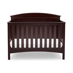 Archer 4-in-1-Crib (Dark Chocolate)