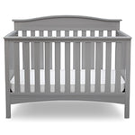 Baker 4-in-1 Crib (Grey) - Bundle