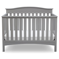 Baker 4-in-1 Crib (Grey)