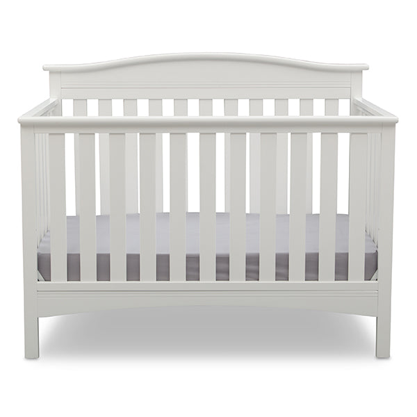 Baker 4-in-1 Crib (Bianca)
