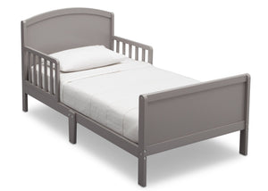 Delta Children Archer Toddler Bed, Grey (026), Right View, a2a