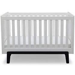Aster 3-in-1 Crib (Bianca with Ebony)
