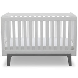 Aster 3-in-1 Crib (Bianca with Grey)