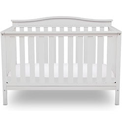 Independence 4-in-1 Convertible Crib (Bianca)