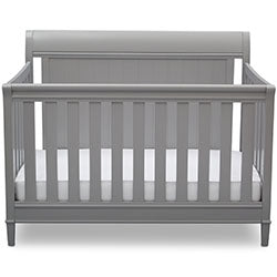 New Haven 4-in-1 Crib (Grey)