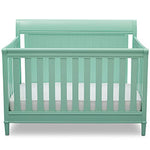New Haven 4-in-1 Crib (Aqua)