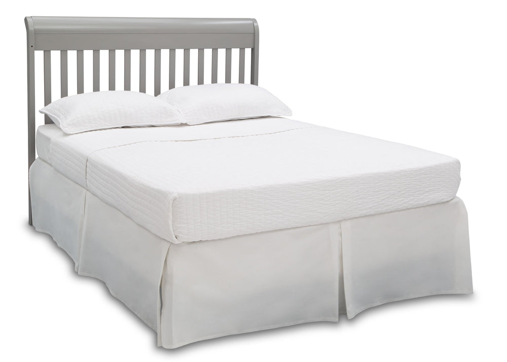 Princeton Junction Convertible Crib N Changer Grey (026) Fullsize a6a