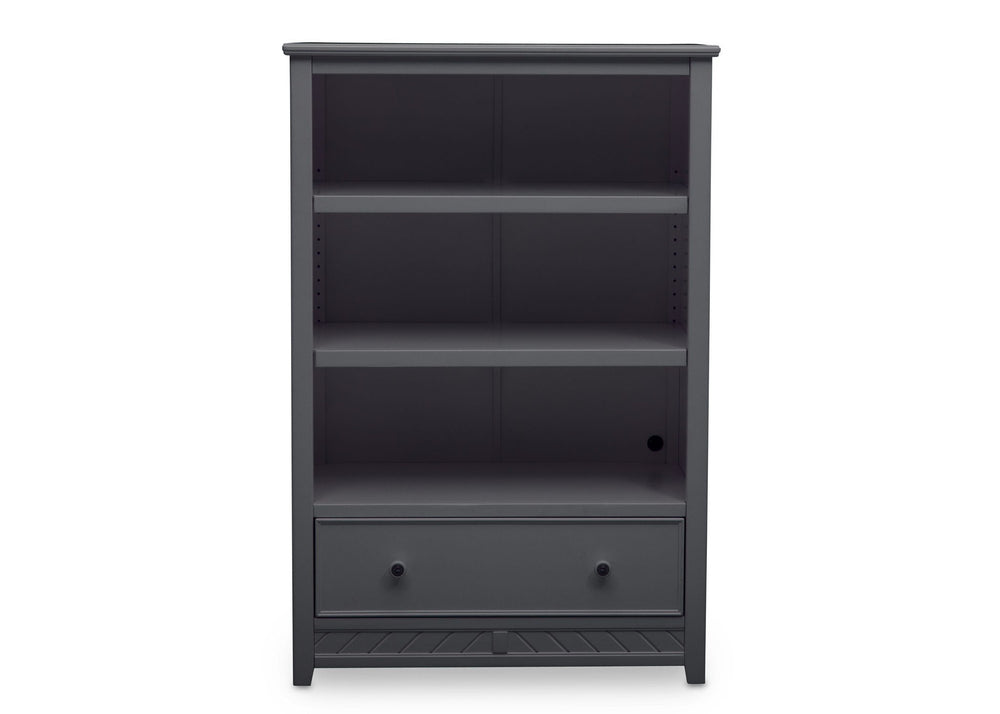 Bennington Elite Bookcase With Drawer Delta Children