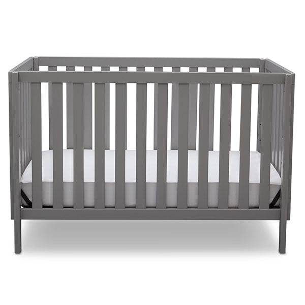 Milo 3-in-1 Crib (Grey)