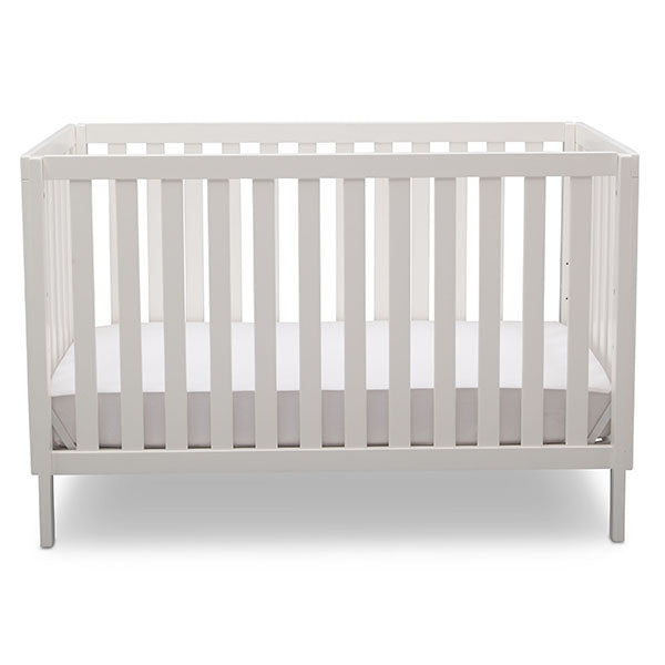 Milo 3-in-1 Crib (Bianca)