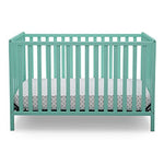 Heartland Classic 4-in-1 Convertible Crib (Aqua)