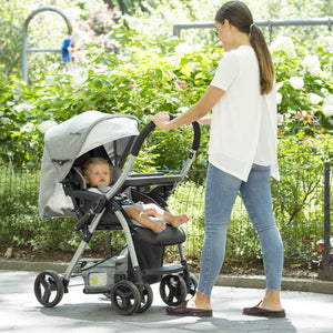 Jeep® Unlimited Reversible Handle Stroller