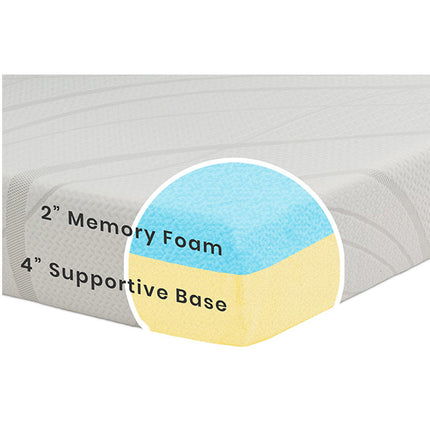 Memory Foam Twin Mattress
