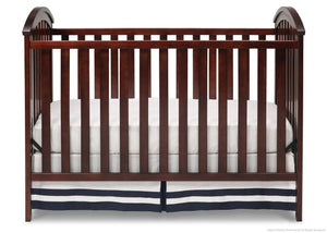 Delta Children Chocolate (204) Arbour 3-in-1 Crib b1b