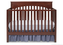 Delta Children Chocolate (204) Layla 4-in-1 Crib, Crib Conversion b2b