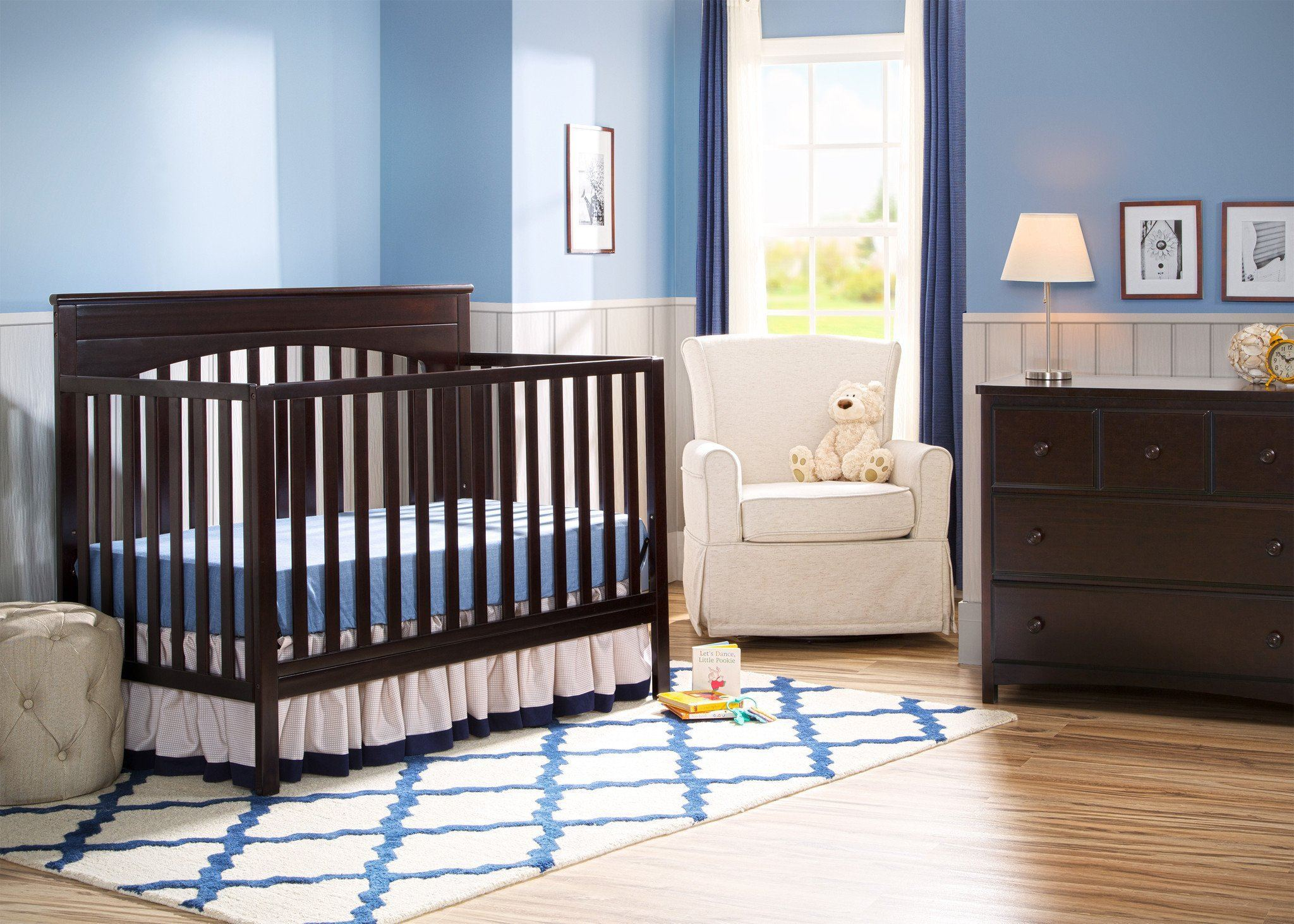 Layla 4-in-1 Crib | Delta Children